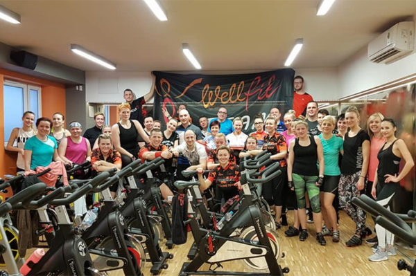 II Maraton Indoor-Cycling